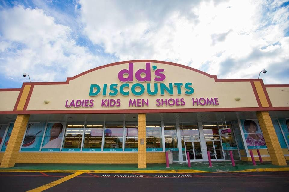 dd's DISCOUNTS - Miami Contemporary