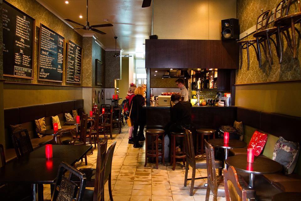 Cabinet Bar & Balcony - Melbourne Information
