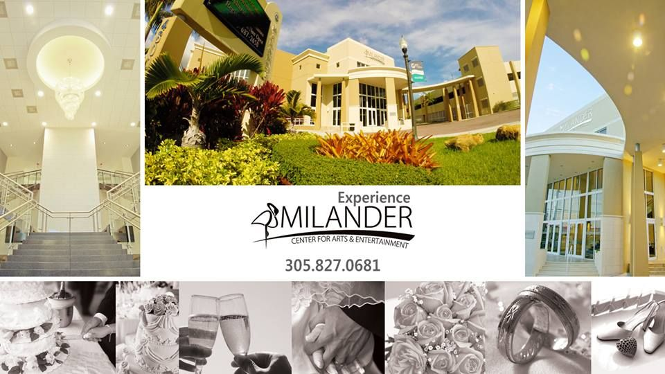 Milander Center for Arts and Entertainment - Hialeah Appointments