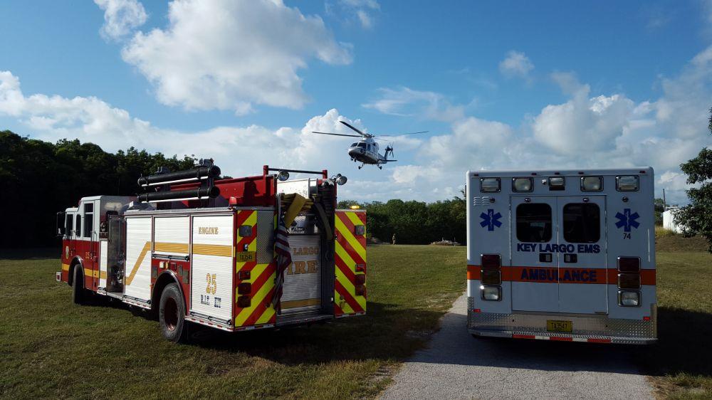 Key Largo Volunteer Ambulance - Key Largo Accessibility