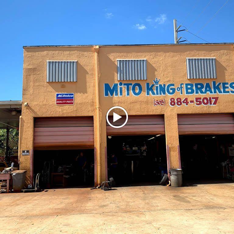 Mito Brakes - Hialeah Combination