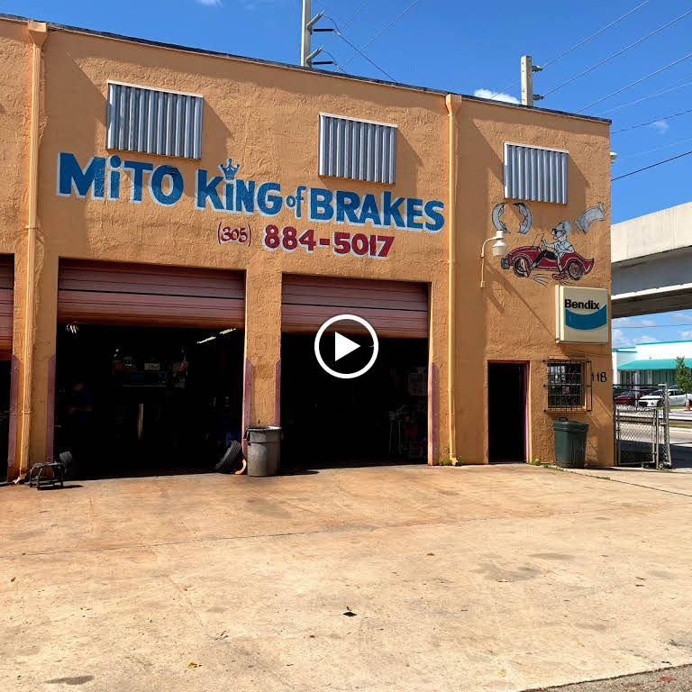 Mito Brakes - Hialeah Cleanliness