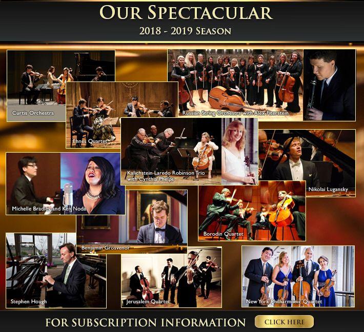 Friends of Chamber Music Webpagedepot
