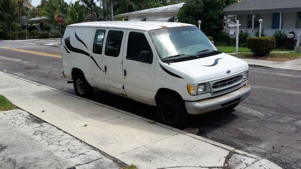 Ford VAN e250 For Sale Established