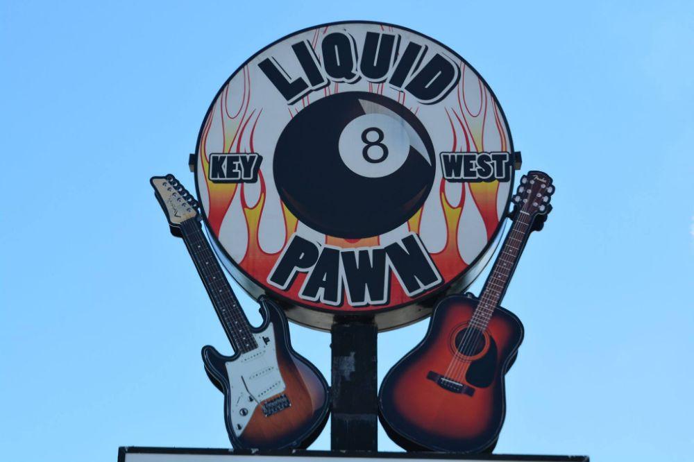 Liquid 8 Pawn LLC - Key West Surroundings