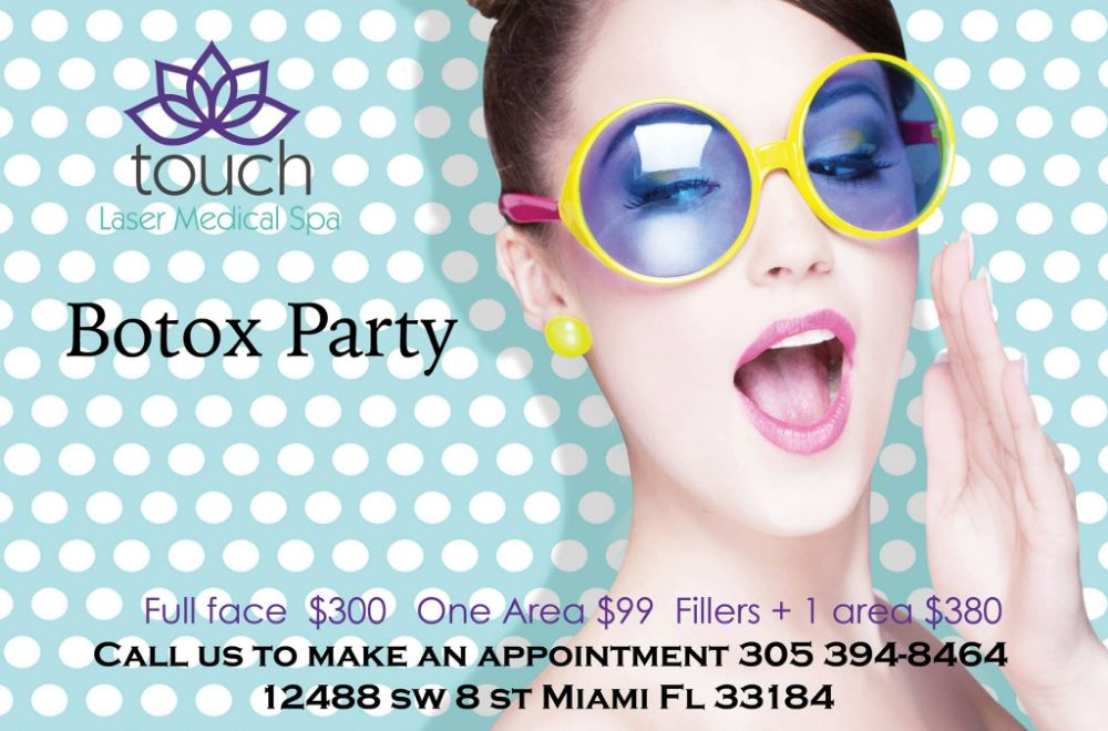 TOUCH LASER MEDSPA & SALON - Tamiami Combination