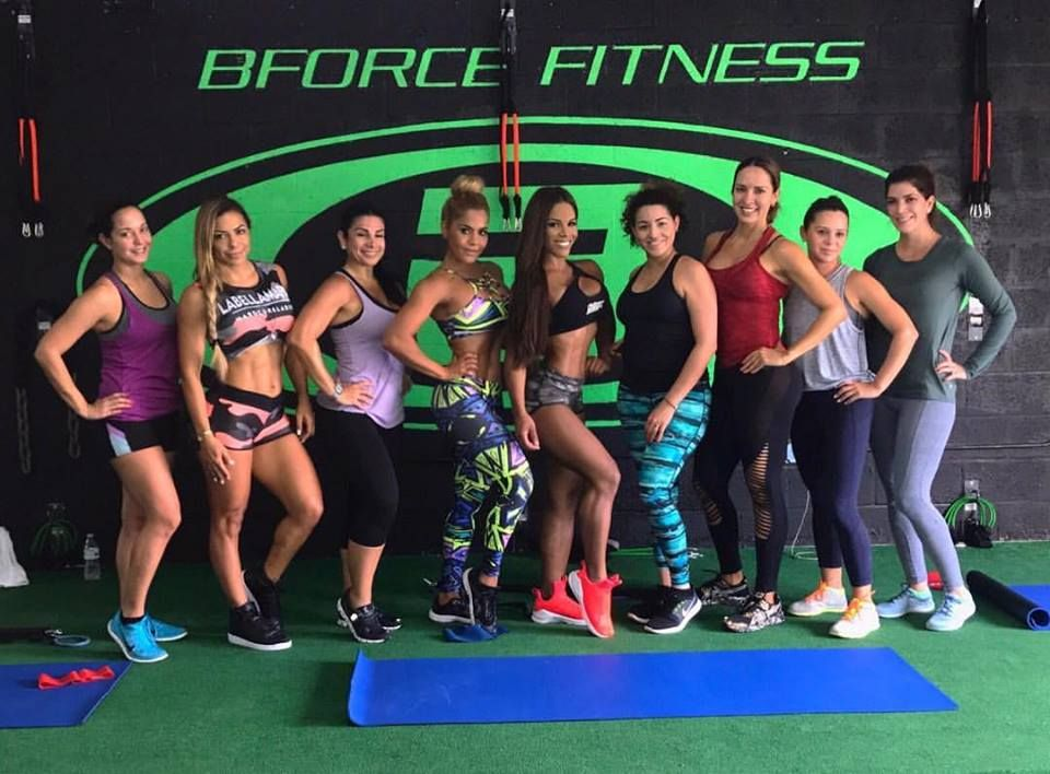 B-Force Fitness Establishment