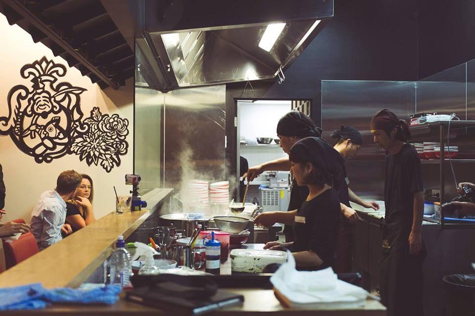 Ikkoryu Fukuoka Ramen - Melbourne Restaurants