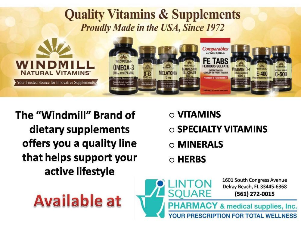Linton Square Pharmacy & Med - Delray Beach Surroundings