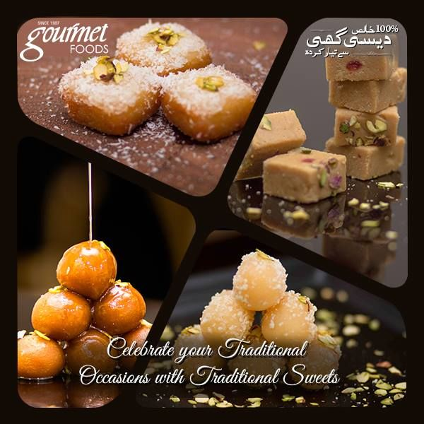 Gourmet Bakers & Sweets - Lahore Informative