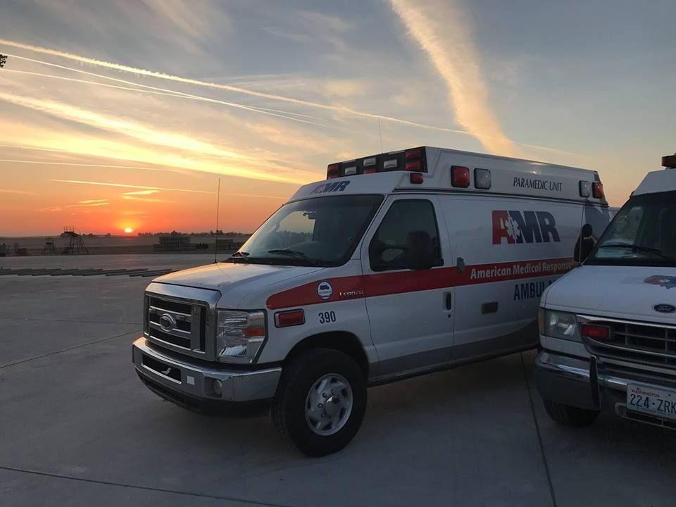 American Medical Response - Tampa Affordability