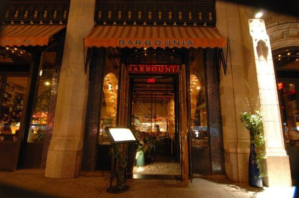 Barbounia - New York Entertainment