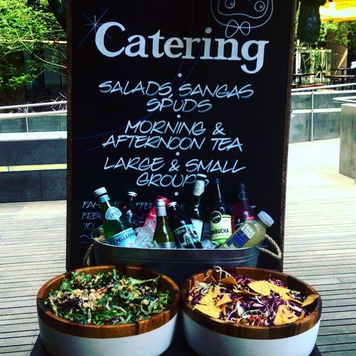 Famish'd Salads & Stuff - Melbourne Webpagedepot