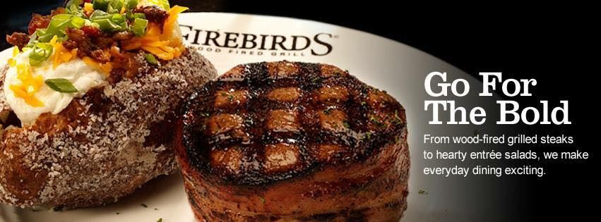 Firebirds Wood Fired Grill - Orlando Availability