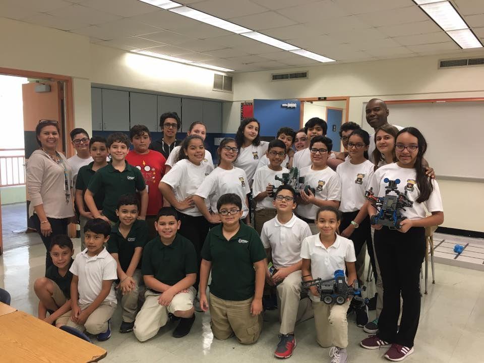Marjory Stoneman Douglas Elementary School - Tamiami Informative