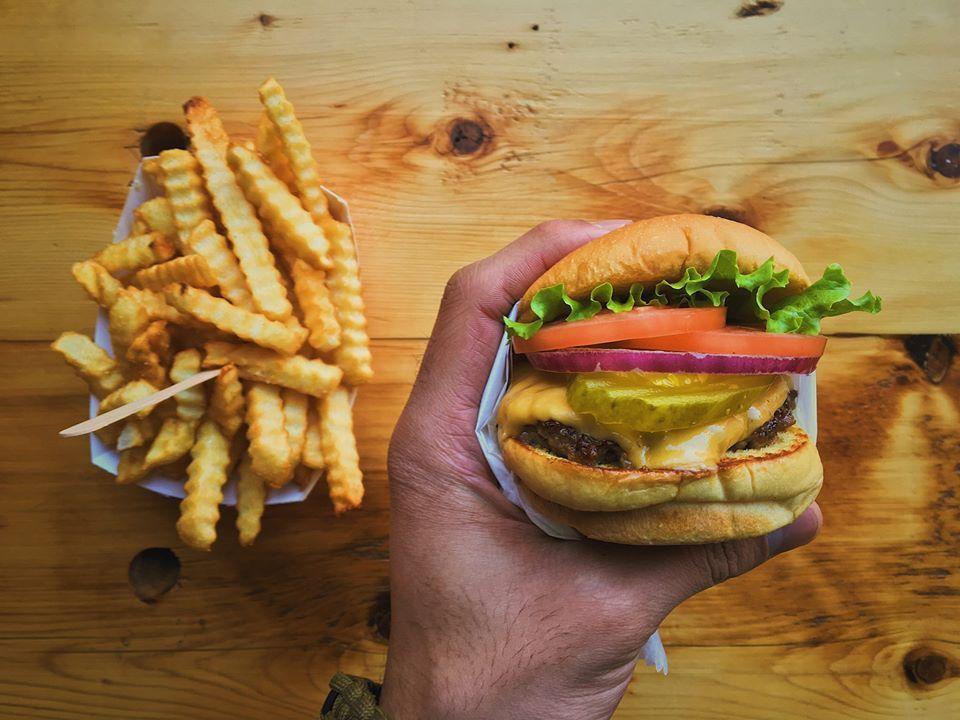 Milk Burger - The Bronx Information
