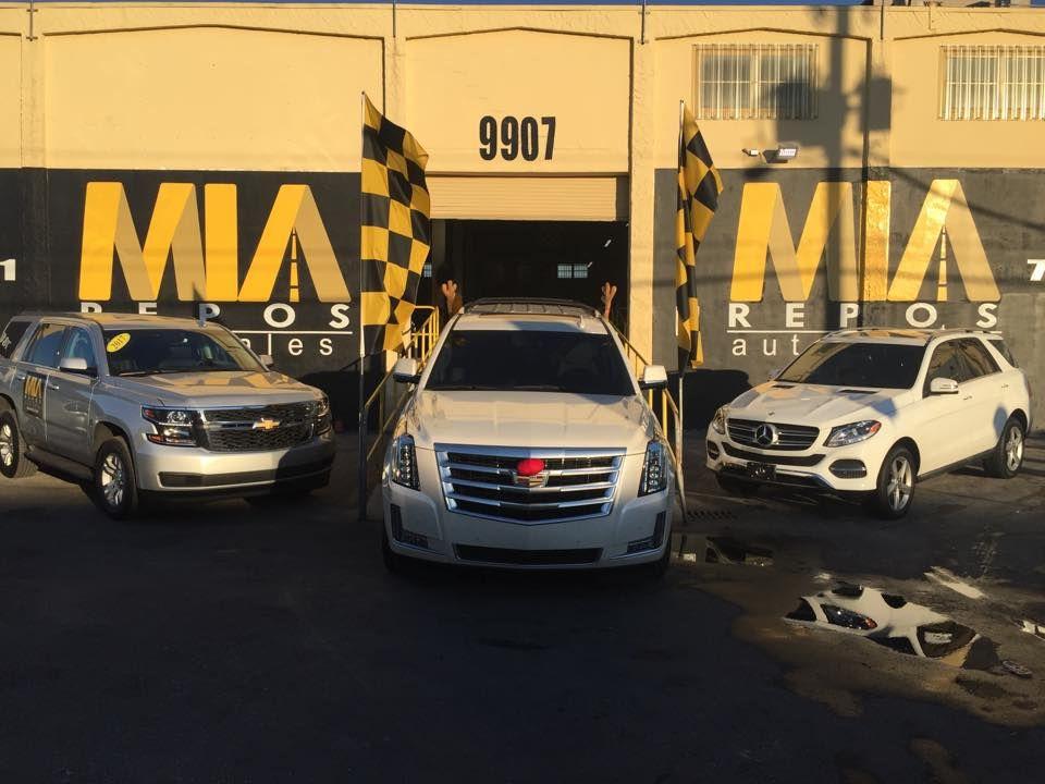 MIA Repos Auto Sales - Hialeah Webpagedepot