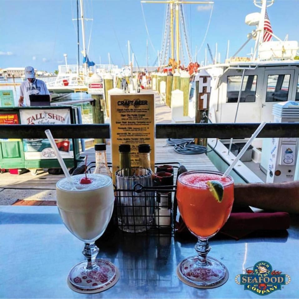 Conch Republic Seafood Company - Key West Entertainment