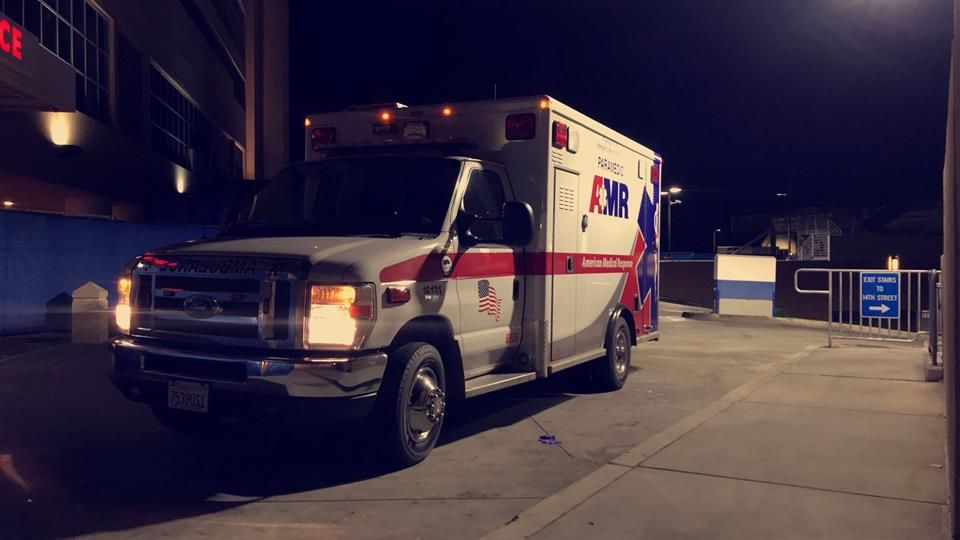 American Medical Response - Tampa Professionals