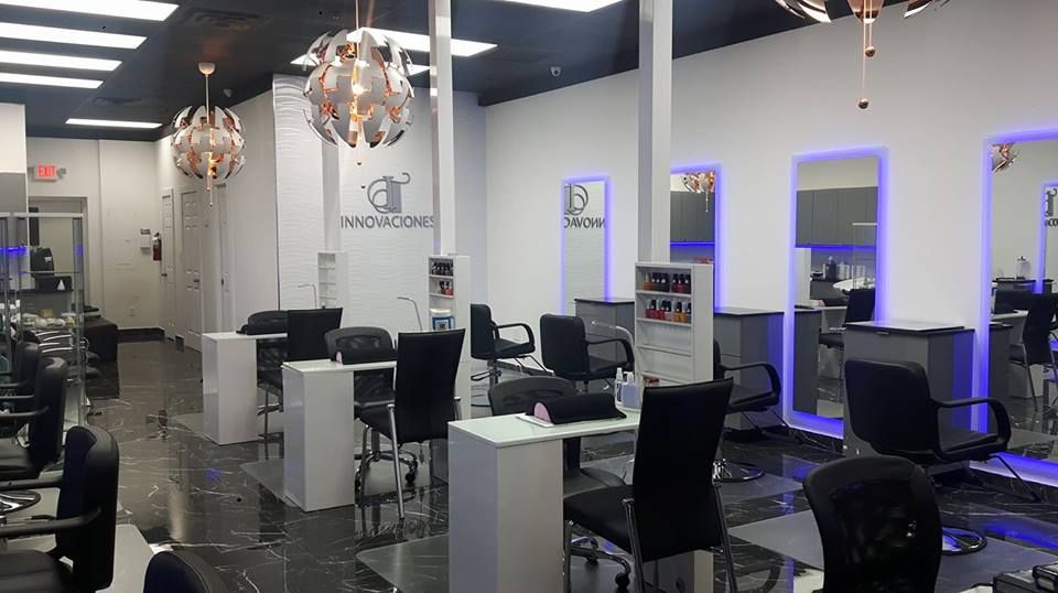 Innovaciones salón & beauty shop - Hialeah Establishment