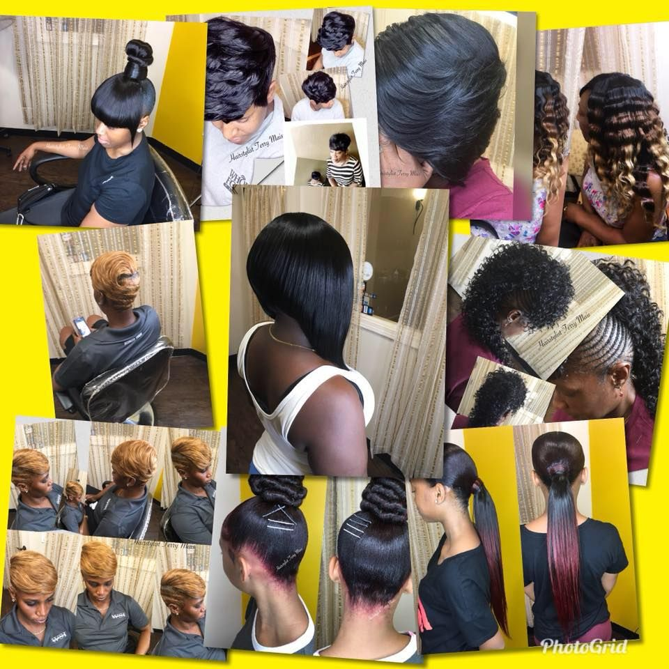 Hairstylist Terry Mais - Plantation Hairstylist