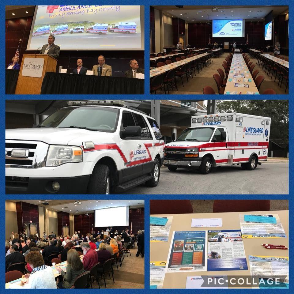 Lifeguard Ambulance Services - Panama City Accommodate
