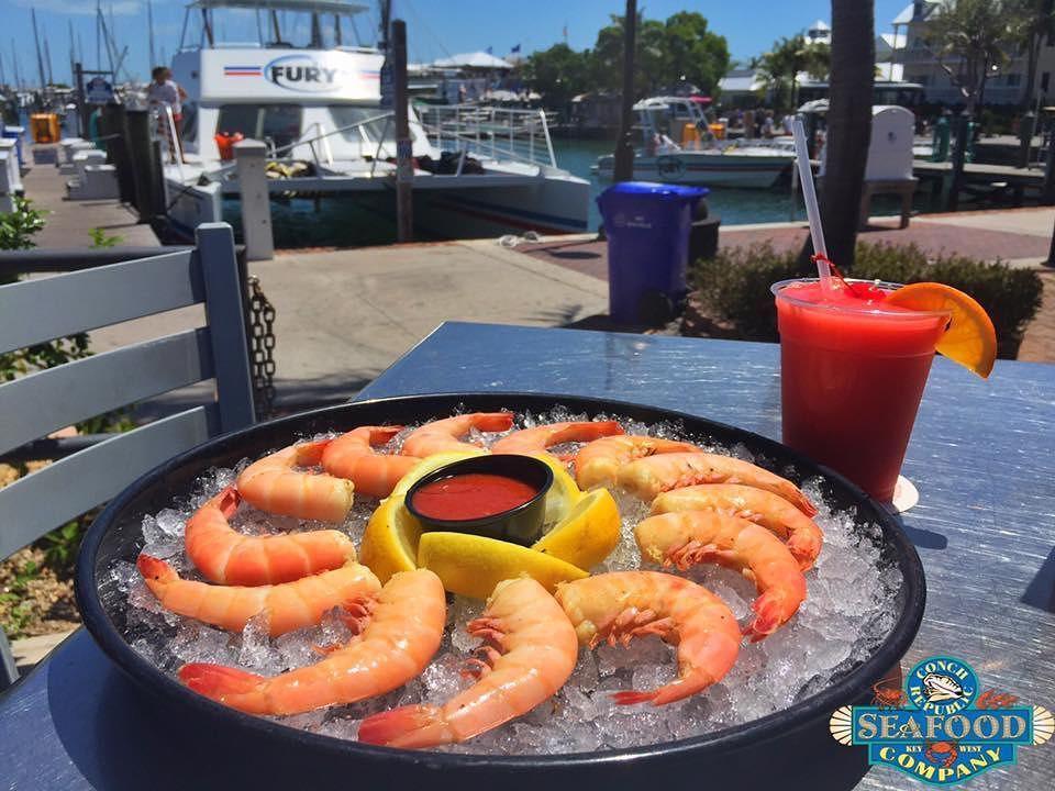 Conch Republic Seafood Company - Key West Affordability