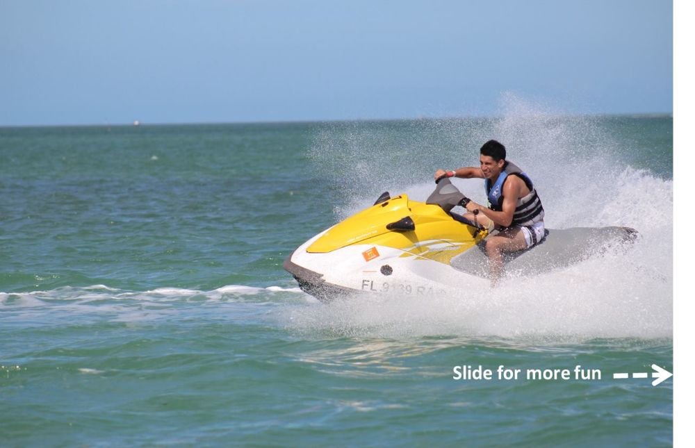 Sunset Waverunner Tours and Rentals - Key West Contemporary