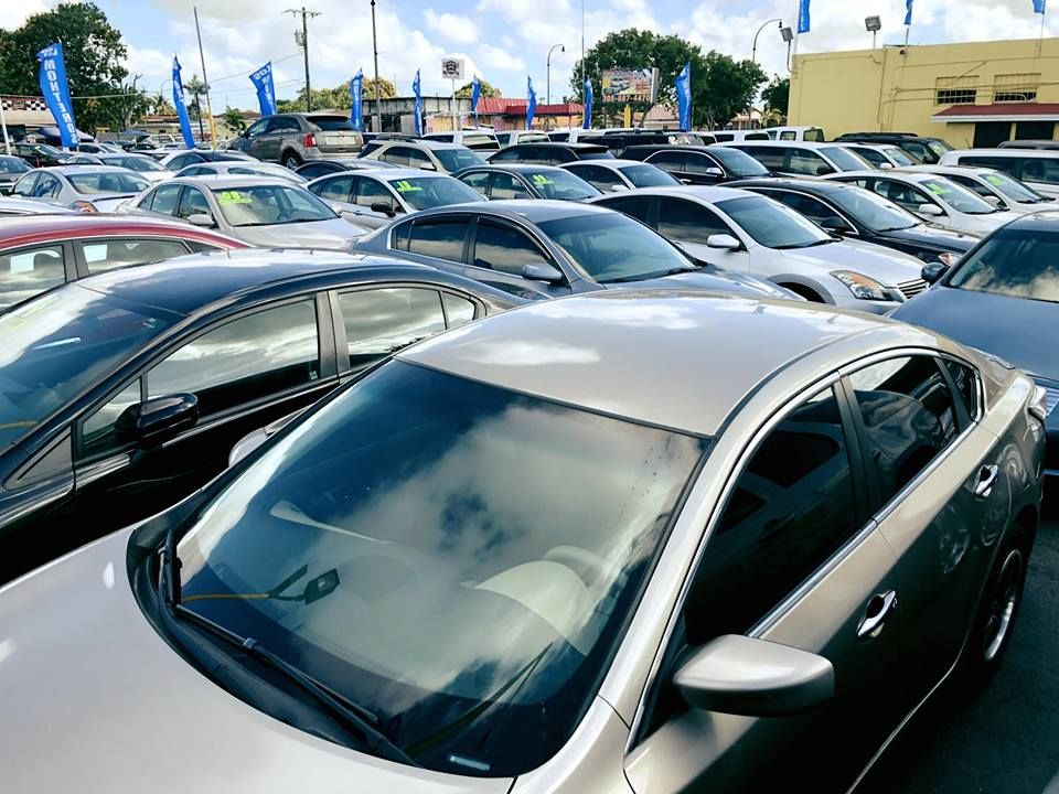 Los Monteros Auto Sale - Hialeah Regulations