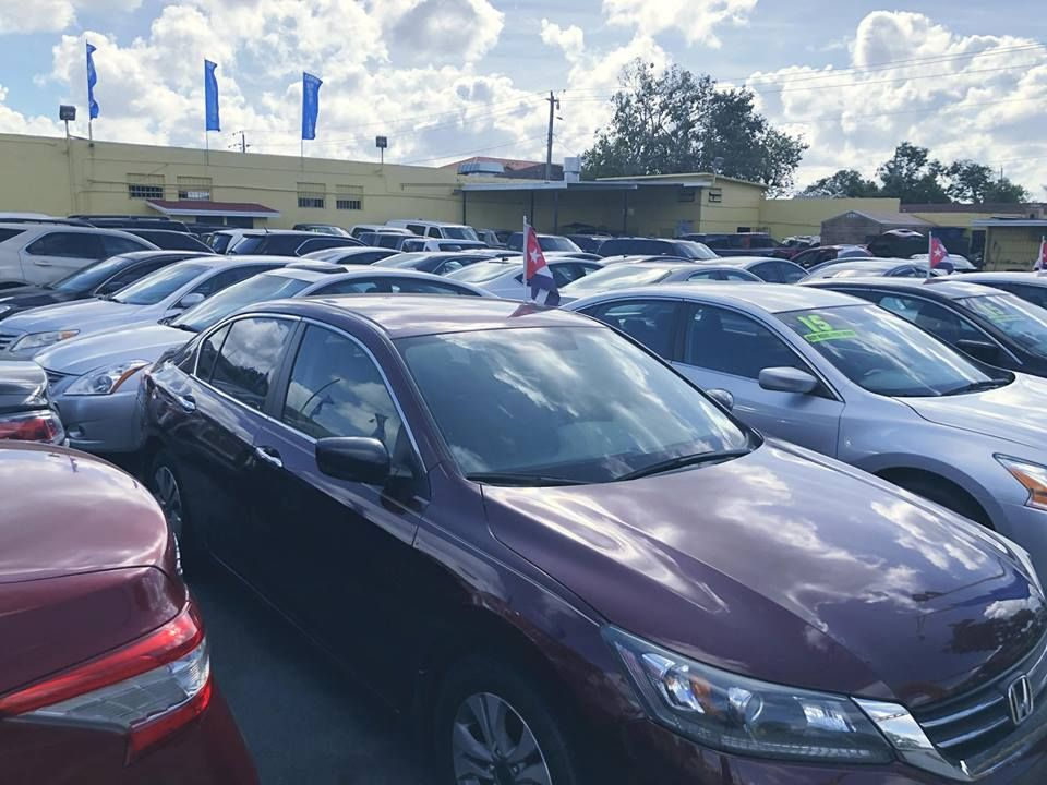 Los Monteros Auto Sale - Hialeah Combination