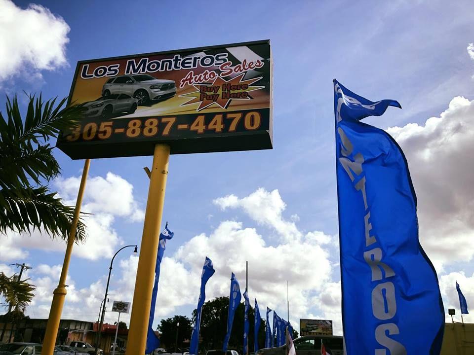 Los Monteros Auto Sale - Hialeah Information