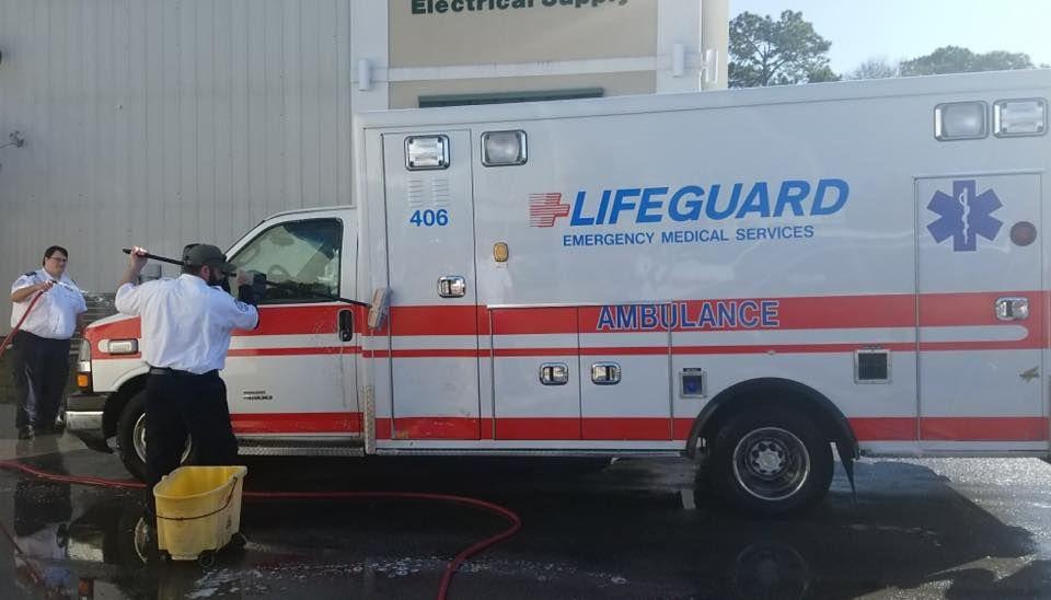 Lifeguard Ambulance Services - Panama City Appointment