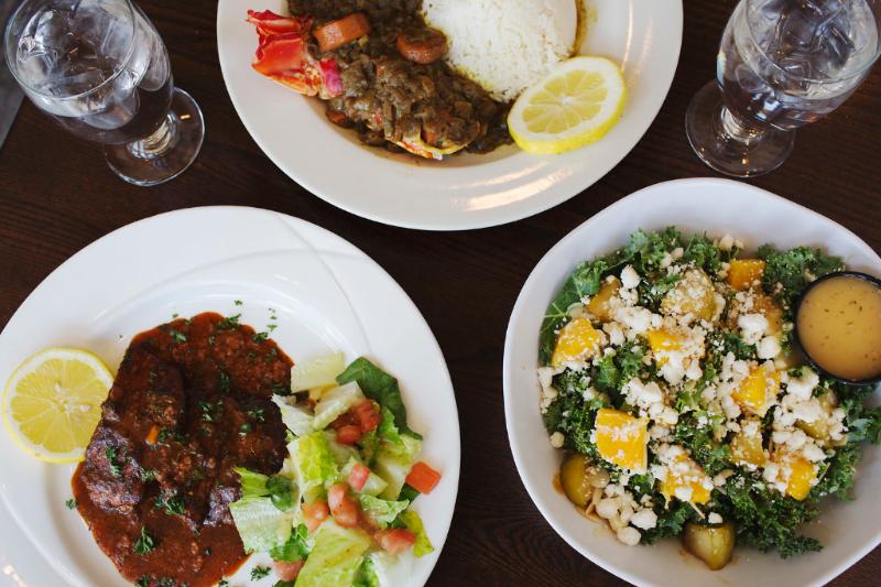 Lenox Saphire Harlem - New York Restaurants