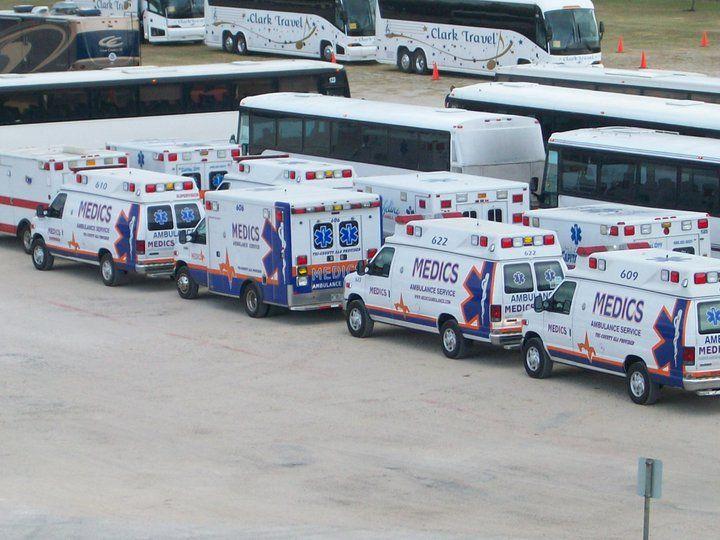 Medics Ambulance Service - Medley Cleanliness