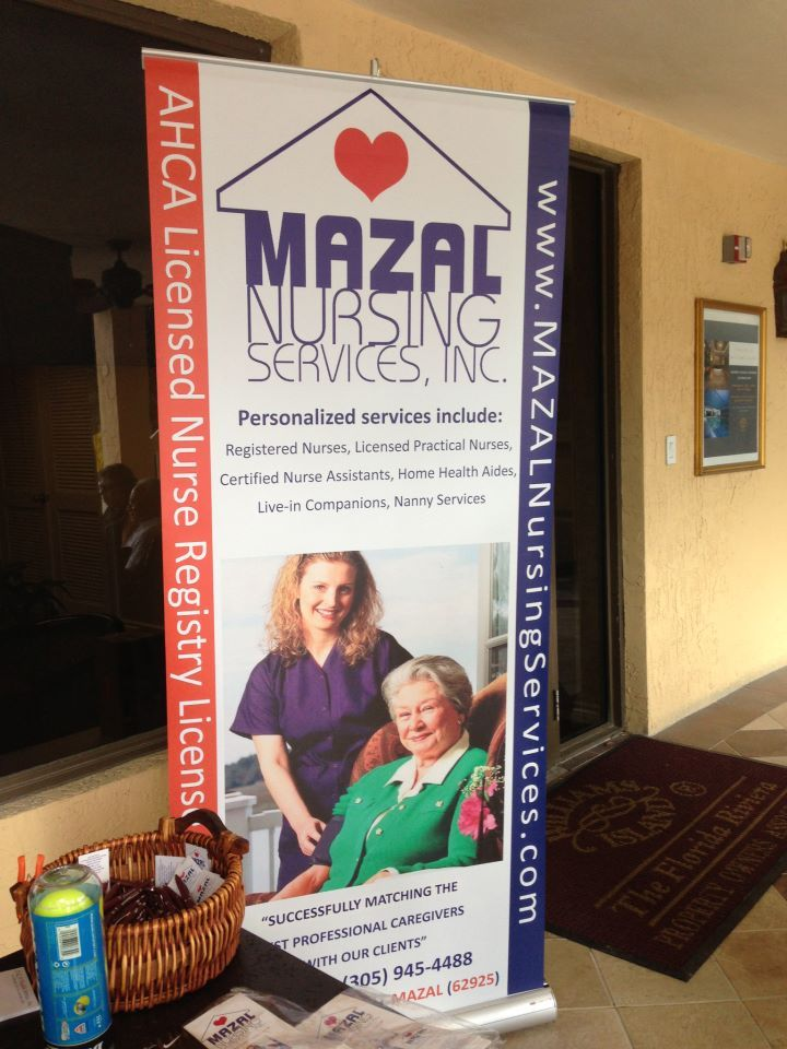 MAZAL Nursing Services, Inc. - Miami Information