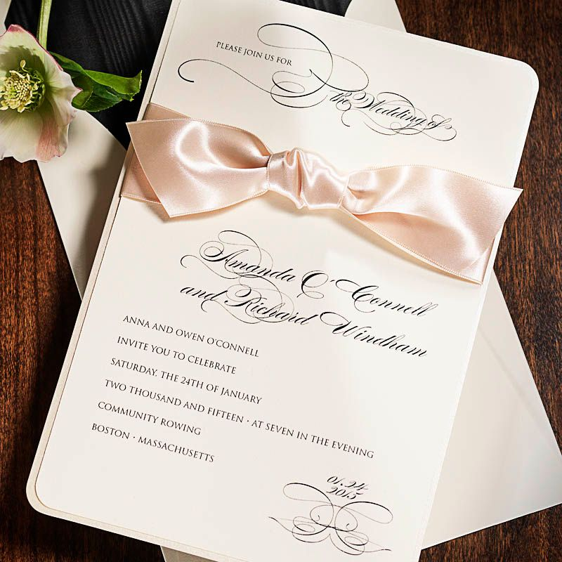 Paperie Invitation Studio - Miami Stationary