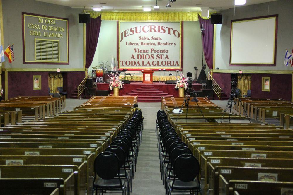 Iglesia Cristo Rompe Las Cadenas - Hialeah Contemporary