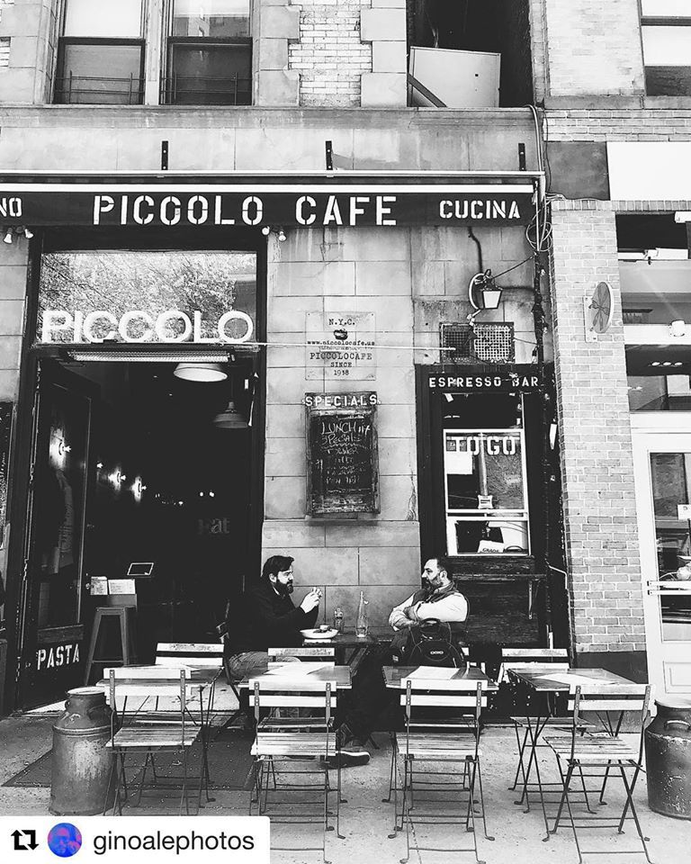 Piccolo Cafe - New York Accessibility