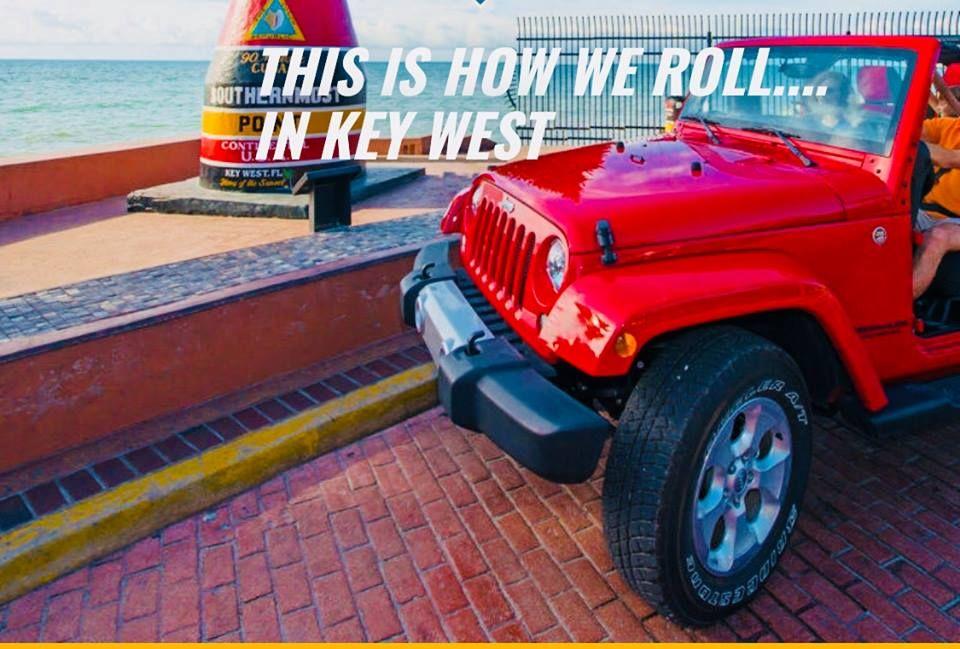 Key West Adventures - Jeep Rentals and More Establishment