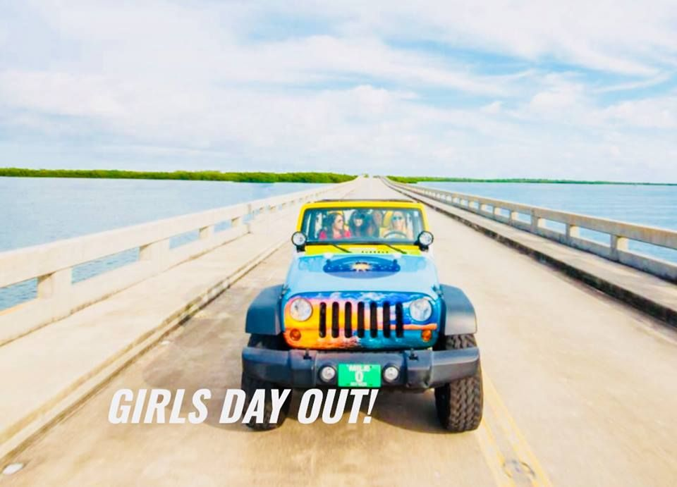 Key West Adventures - Jeep Rentals and More Accessibility