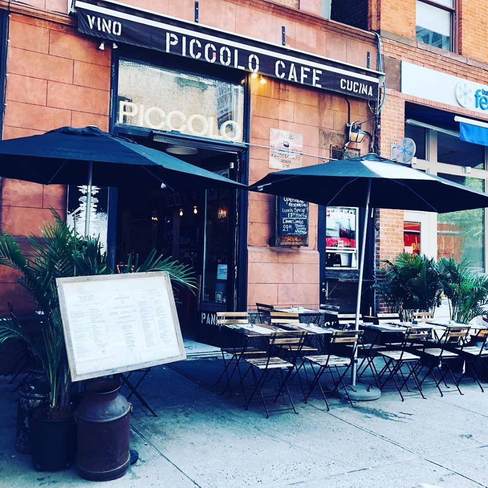 Piccolo Cafe - New York Surroundings