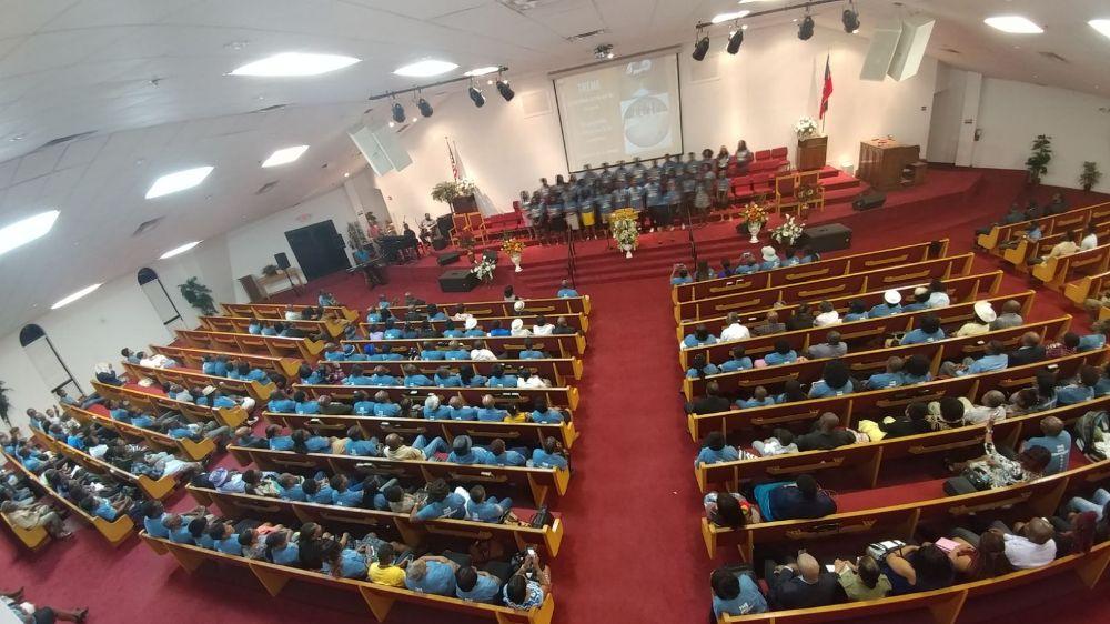 First Haitian Baptist Church - Orlando Appointments