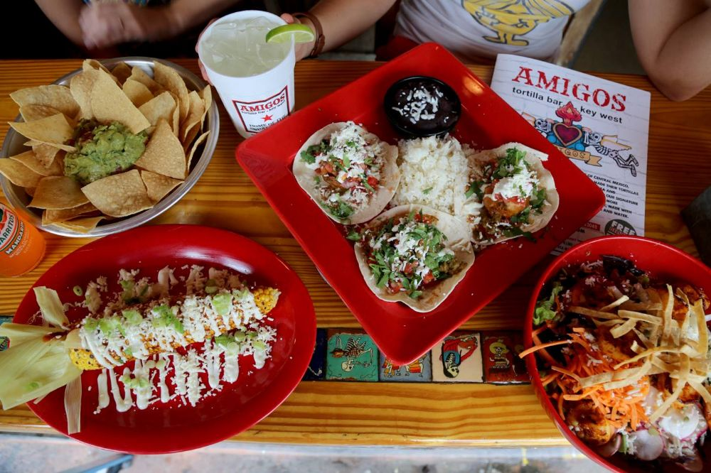 Amigos Tortilla Bar - Key West Accessibility