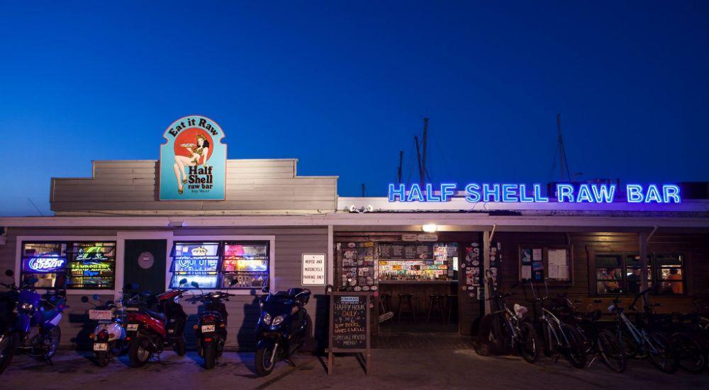 Half Shell Raw Bar - Key West Affordability