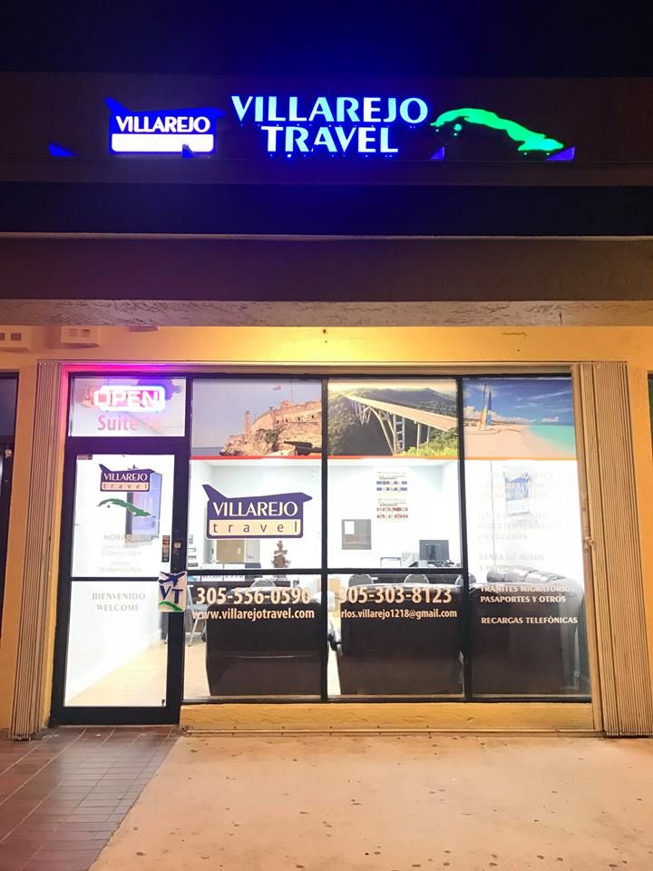 Paradiso Express Corporation LLC & Villarejo Travel INC. - Tamiami Combination