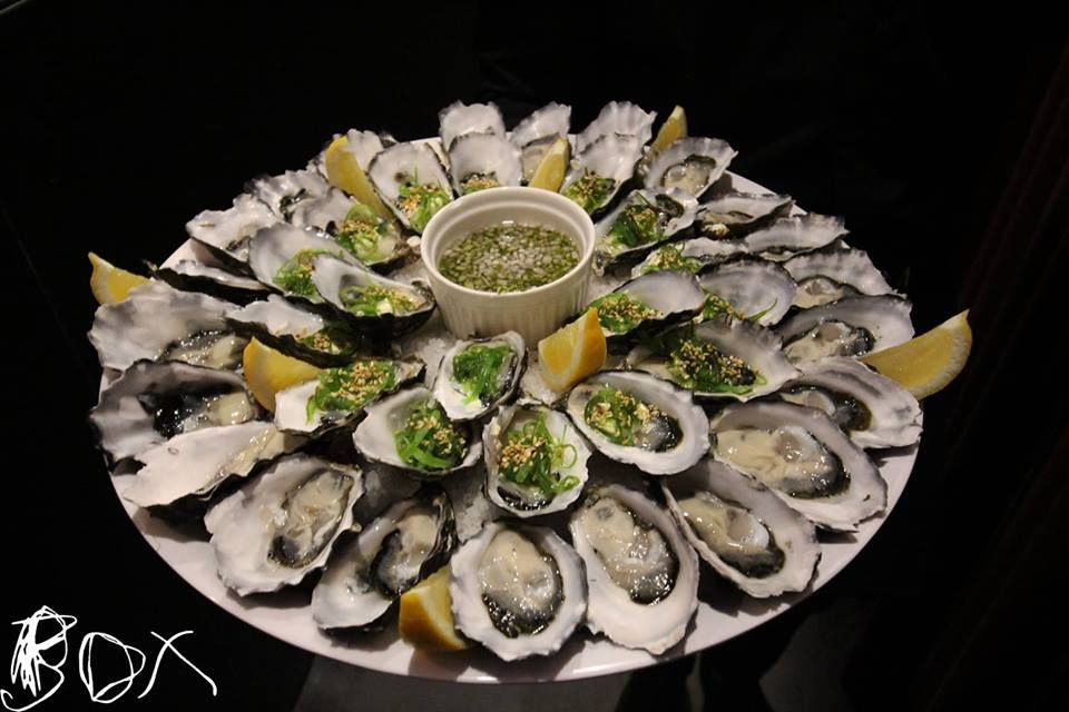 Box Seafood Restaurant - Melbourne Restaurants