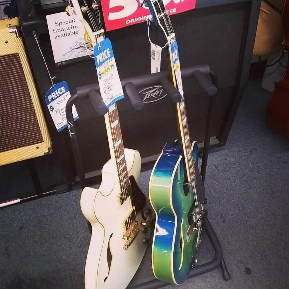 Musicians Discount Center Instruments