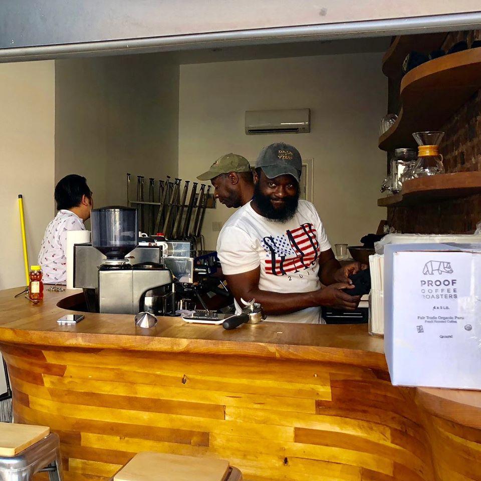 PROOF Coffee Roasters - New York Webpagedepot