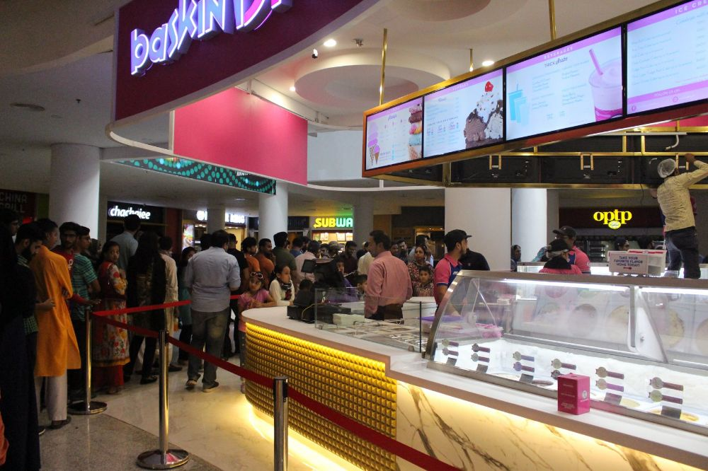 Baskin Robbins - Lahore Informative