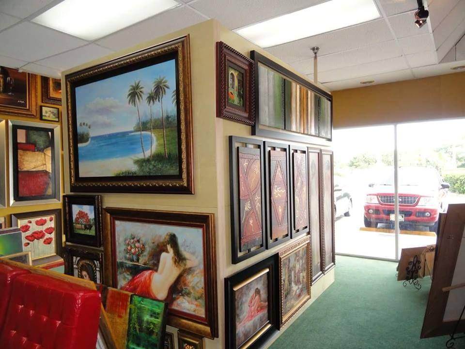 Framing Express - Tamiami Informative